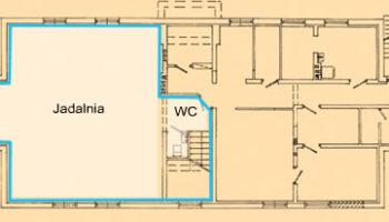 Piwnica WIlla Kinga - Pokoje w centrum Krościenka