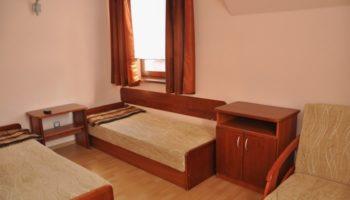 Pokój 5 WIlla Kinga - Pokoje w centrum Krościenka