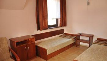Pokój 6 WIlla Kinga - Pokoje w centrum Krościenka